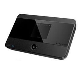 pocket mifi router for hire black