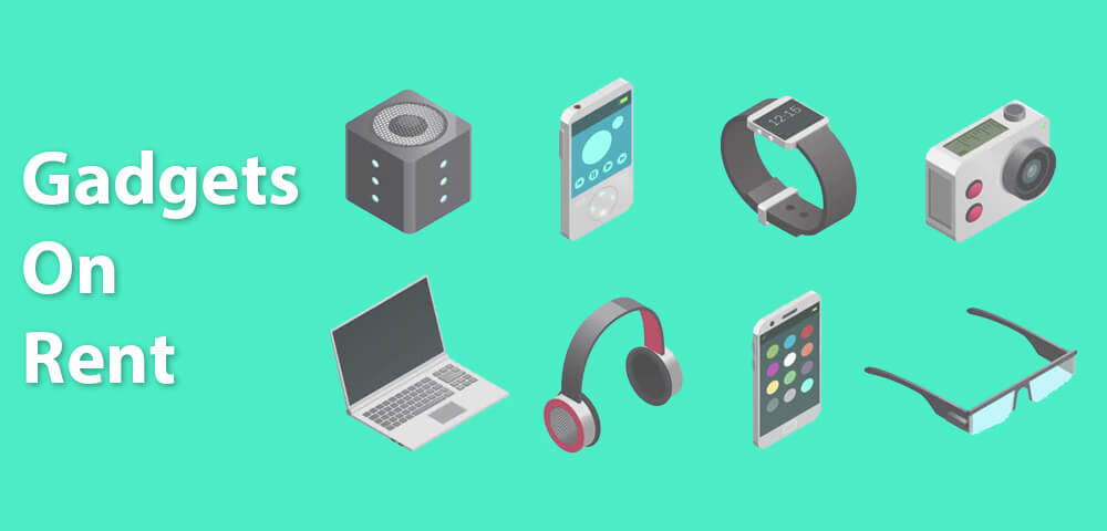 Rent Gadgets