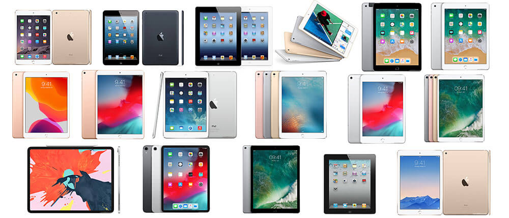 History Of iPad | Complete List Of iPads Ever Existed